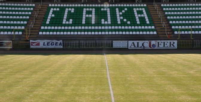 Edzőváltás az FC Ajkánál – TV Ajka 2017.05.26.