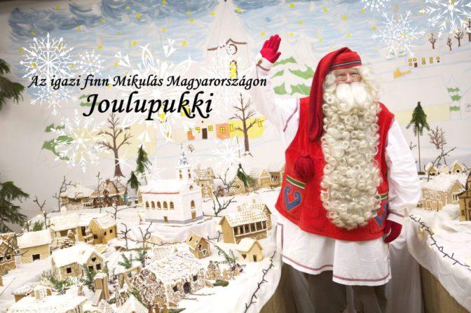 Ajkán járt a finn Mikulás – Ajka TV 2017.12.06. Ajkán járt a finn Mikulás – Ajka TV 2017.12.06.